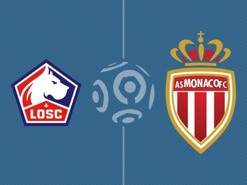 Monaco s'impose sur le fil face à Lille