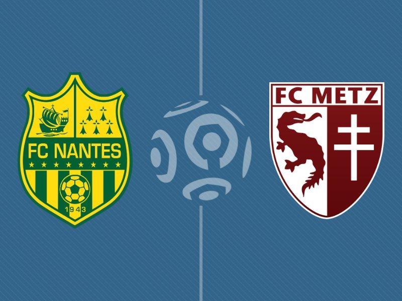 Nantes et Metz se neutralisent