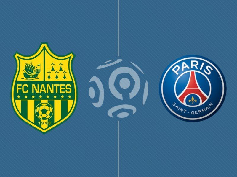 Le Paris SG domine Nantes