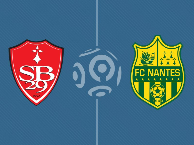 Brest et Nantes se neutralisent