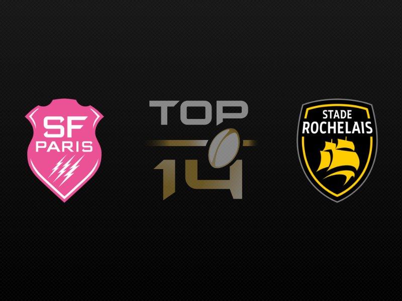 Le Stade Français arrache la victoire in extremis contre La Rochelle
